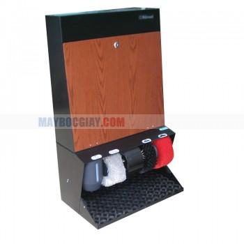 máy đánh giầy tự động mini