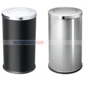 thùng rác inox A35-G