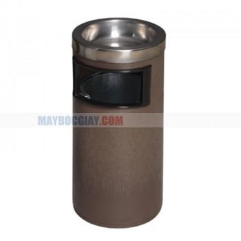 thùng rác chất liệu inox