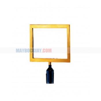 hình ảnh bảng cắm cột chắn inox