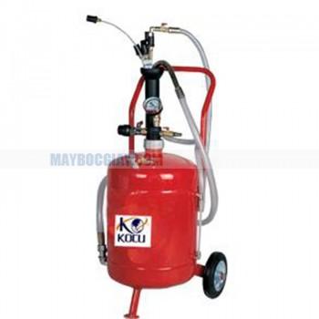 máy hút dầu mỡ khí nên đạp chân