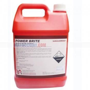 Hóa chất tẩy gỉ bề mặt POWER BRITE