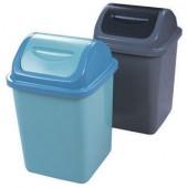 thùng rác lắp bập bênh